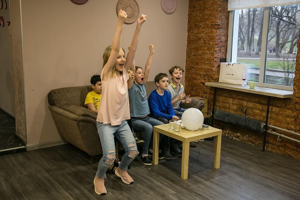 брейн ринг игра с ведущим аниматором на день рождения ребенка фотогалерея