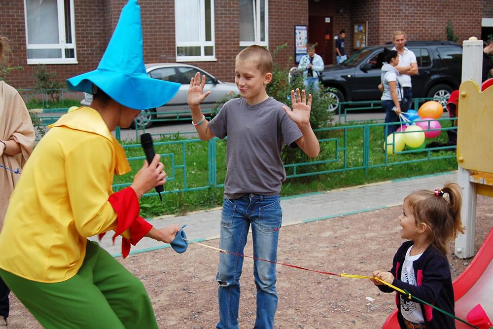 аниматоры на выезд на детскую площадку фотогалерея