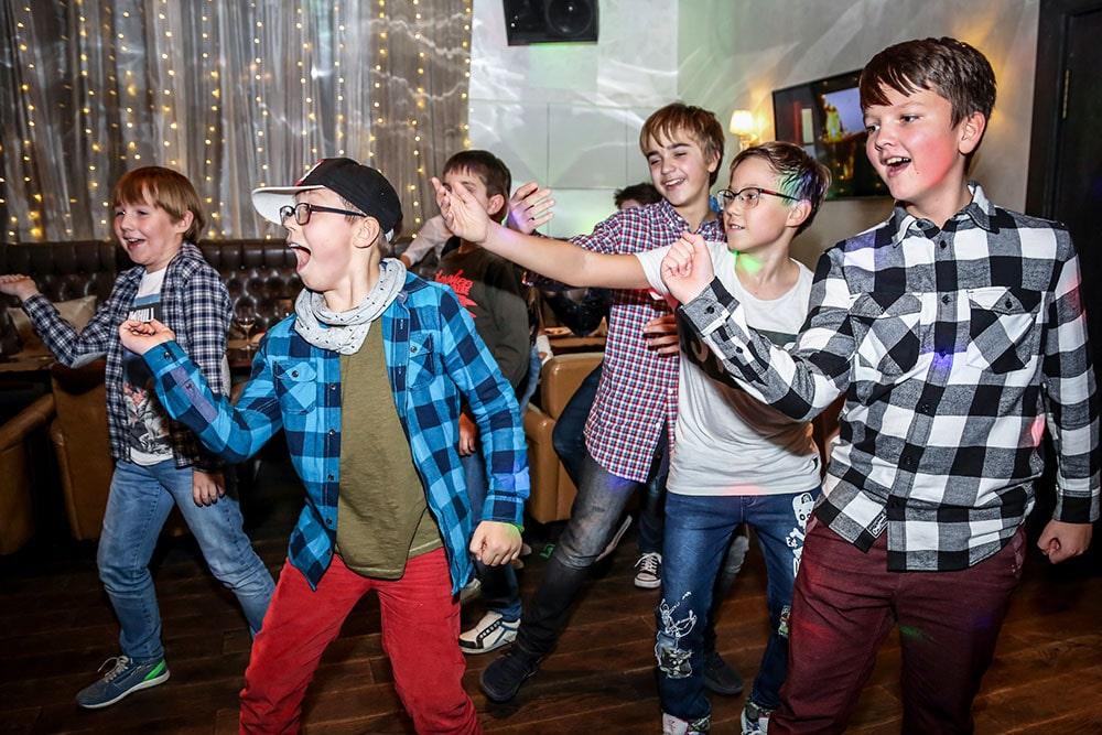организация детского праздника для подростка в ресторане фотогалерея