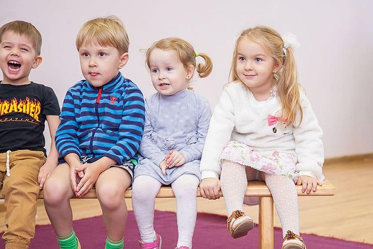 Кукольный театр в детский садик для малышей