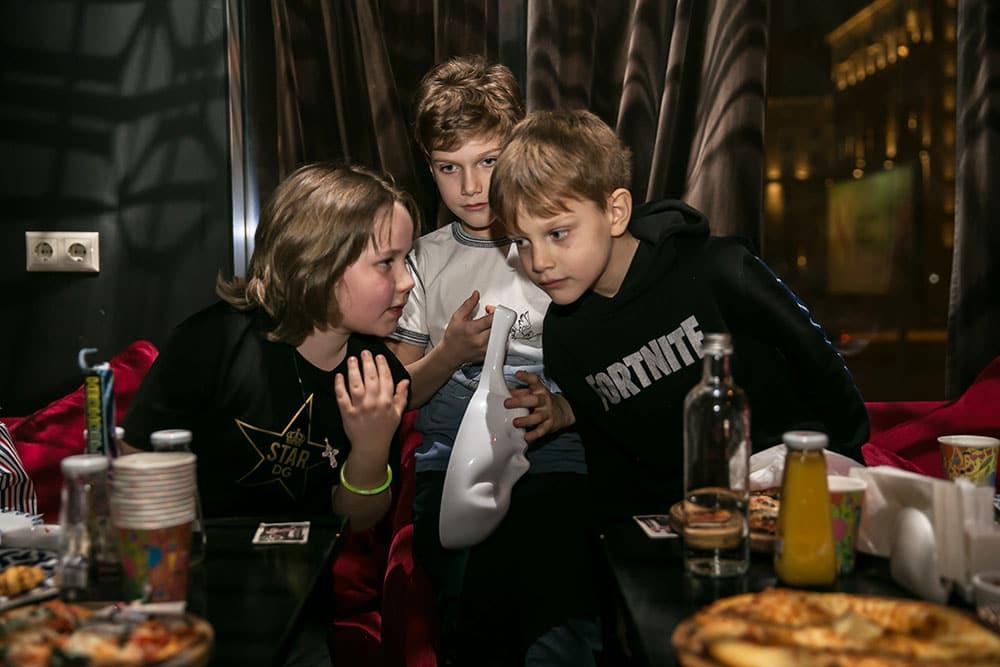 мафия и дискотека на день рождения подростка фотогалерея