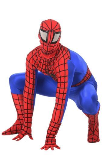 аниматор человек паук день на рождения