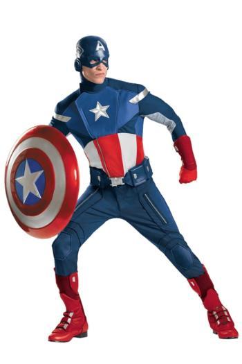 Аниматор капитан америка на праздник день рождения