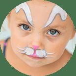 аквагример на день рождения ребенка