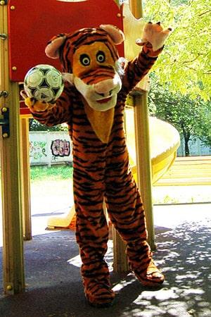 ростовая кукла тигра аренда прокат