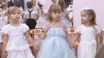 видеосъемка праздников и детских утренников