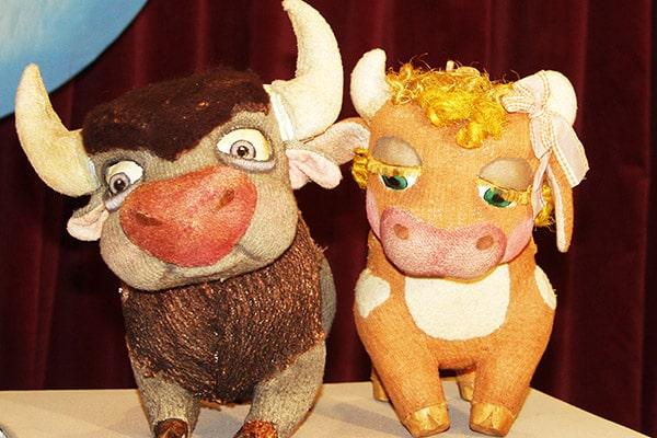 Как пригласить кукольный театр домой