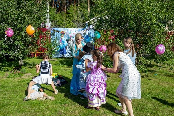 Аниматоры в Бутово на день рождения