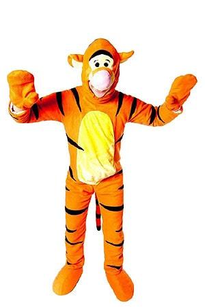 костюм Аниматора Тигры из Винни Пуха