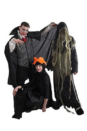 костюмы аниматоры вампиры