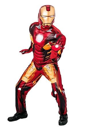 костюм Аниматора Железный человек