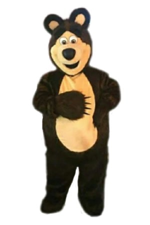 Ростовая кукла медведь аренда прокат