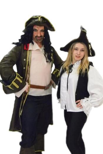 аниматоры пираты на день рождения